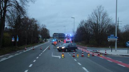 """Burgemeester vraagt maatregelen na zware ongevallen: """"Aanleg kruispunt Vier Wegen moet opnieuw onderzocht worden"""""""