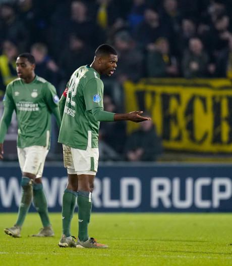 PSV is nu echt alles kwijt in dit seizoen