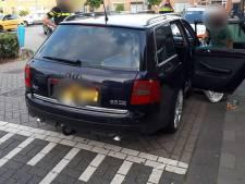 Hardleerse man (34) raakt auto kwijt in Waalwijk vanwege rijden zonder rijbewijs