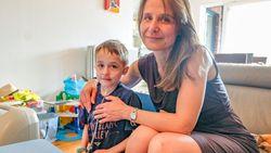 """Doodzieke Sacha (10) verliest strijd tegen zeldzame ziekte: """"Het ging net beter, dit is zo oneerlijk"""""""