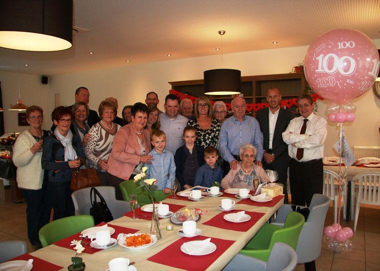Joske Viert 100ste Verjaardag Putte Regio Hln
