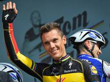 Gilbert keert na drie jaar terug in de Tour