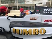 Van Kalmthout in Dubai 3 keer op het podium