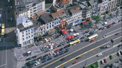 Motorrijder gewond bij aanrijding op Guldenvlieslaan in Brussel