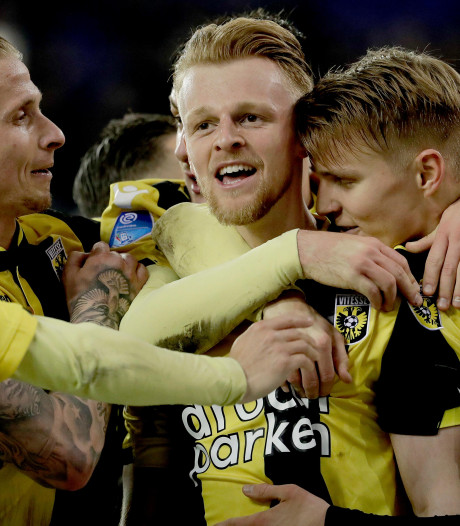Sloetski: De blessuretijd is niks voor Vitesse