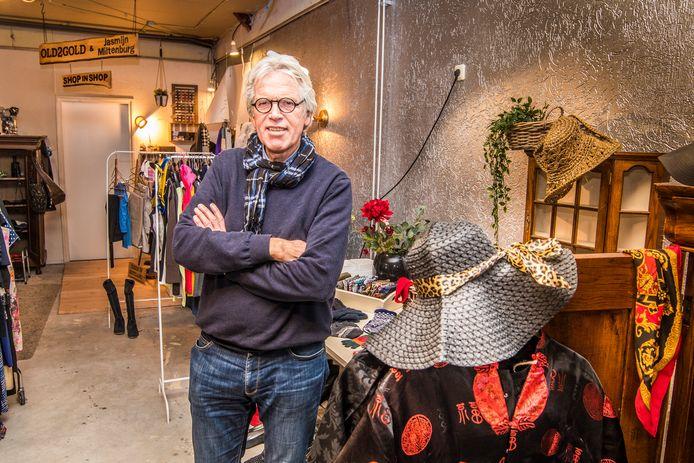 Theodor van der Velde opent zijn pop-upstore Depressions nog twee dagen voor het goede doel.