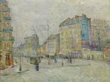Nederlandse topschilders  gaan los in Parijs