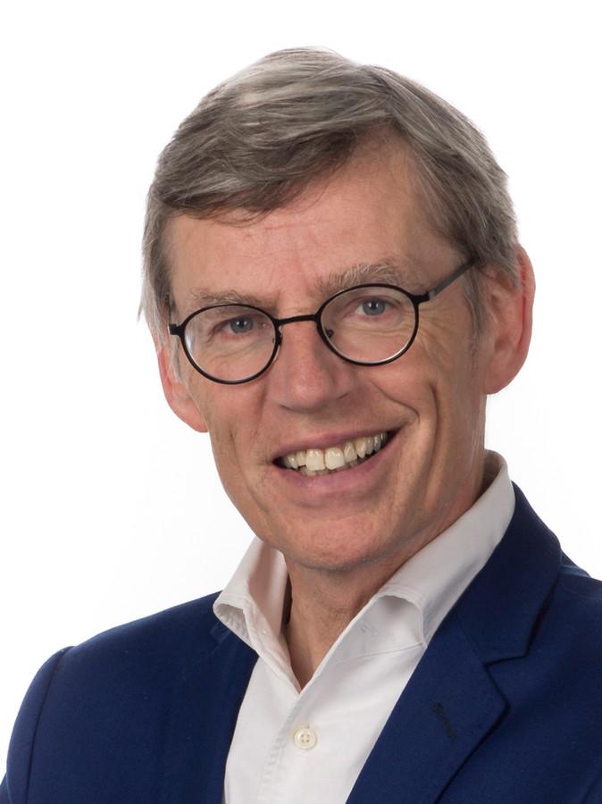 Bestuursvoorzitter Bart Berden.