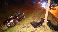 Twee hoogzwangere vrouwen gewond bij verkeersongeval in Haaltert
