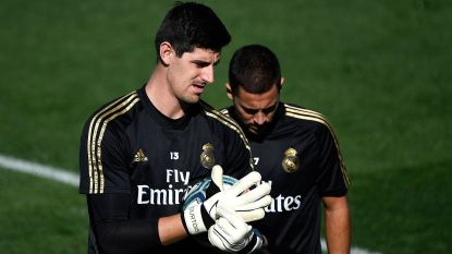 REVANCHE De derby van Courtois