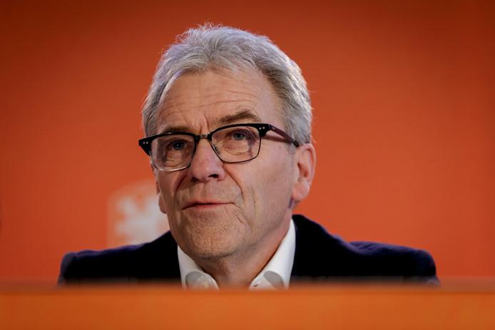 KNVB-directeur Eric Gudde.