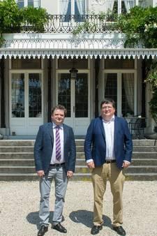 Jan en Wim baron de Constant Rebecque: 'Gezag? Nee, dat hebben we niet'
