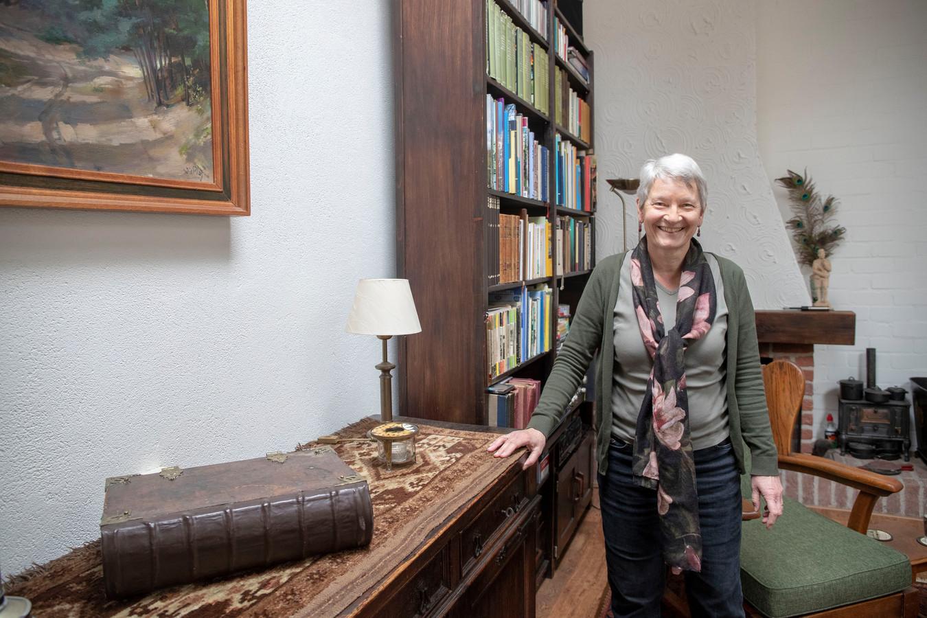 Joantine Berghuijs heeft boek geschreven 'meervoudig religieus'.