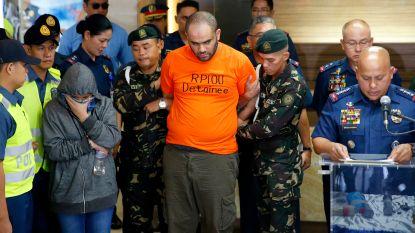 Mogelijke IS-commandant opgepakt op Filipijnen