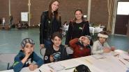 Studenten organiseren 'zintuigen'-markt