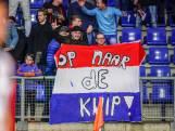 Stormloop bij Willem II op kaartjes voor bekerfinale