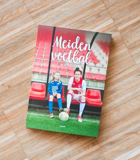 Cruyff Foundation lanceert boek over vrouwenvoetbal