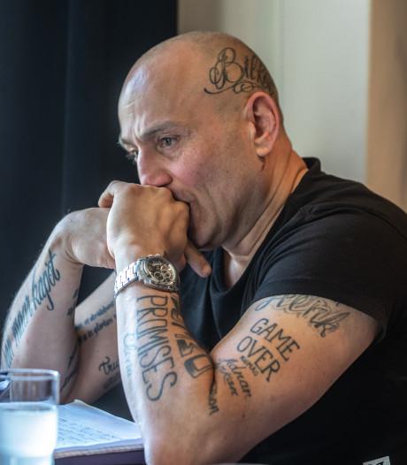 LIVE: Openbaar Ministerie wil No Surrender-kopstuk uit Zwolle voor 5 jaar de cel in hebben
