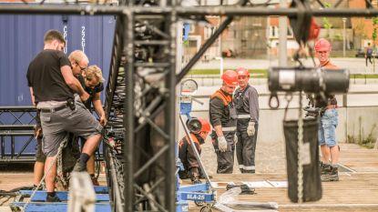 """Het loopt storm voor Het Zesde Metaal en Brihang op eerste coronaproof evenementenplein van ons land in Kortrijk: """"Bijna uitverkocht"""""""