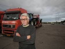 Verkeer: Vooral de A67 is een ramp volgens trucker Günther Ossowski
