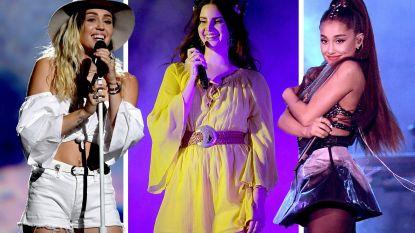 Ariana Grande, Miley Cyrus en Lana Del Rey zingen de soundtrack van nieuwe 'Charlie's Angels'-film