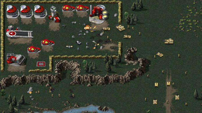 De twee eerste 'Command & Conquer'-games werden geremasterd.