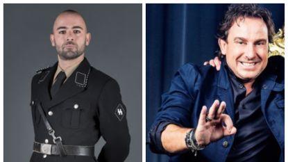 SHOWBITS. BV's rouwen om zwarte zondag en Marco Borsato deelt een hilarische foto