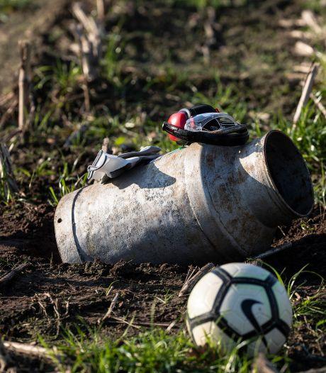 Hof van Twente houdt graag vast aan traditie carbid schieten