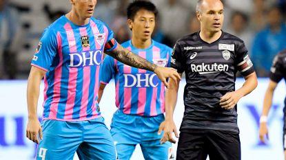 Fernando Torres sluit carrière af met zware nederlaag, Vermaelen scoort owngoal
