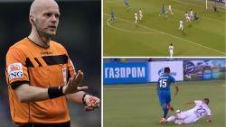Negen goals, twee rode kaarten, twee penalty's en verlengingen: Belgische ref ziet Zenit opstaan uit de doden in veelbesproken Europa League-clash
