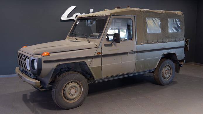 Mercedes G-Klasse 'voor weinig'