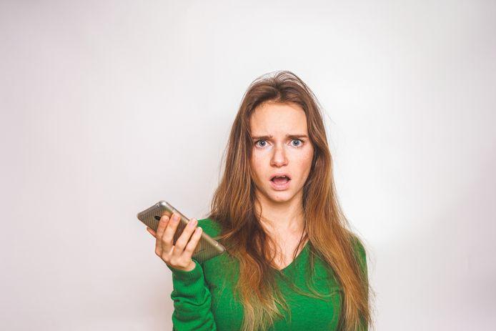 Belletjes, belletjes, belletjes. De telemarketing is in de VS nog veel irritanter dan hier in Nederland.