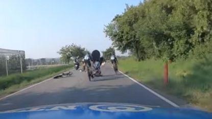 Campenaerts loopt twee wervelbreukjes op na val in Ronde van Tsjechië, werelduurrecordhouder kan wel gewoon blijven koersen