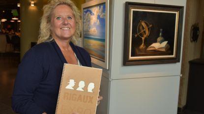 Befaamde kunstenaarsfamilie Rigaux stelt 192 werken tentoon in Den Blank