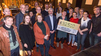 Muziekbank steunt 13 West-Vlaamse projecten  voor kwetsbare jongeren