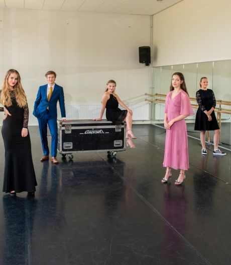 Staan deze 8 Apeldoornse talenten straks in het Circustheater, of zien we ze op televisie?