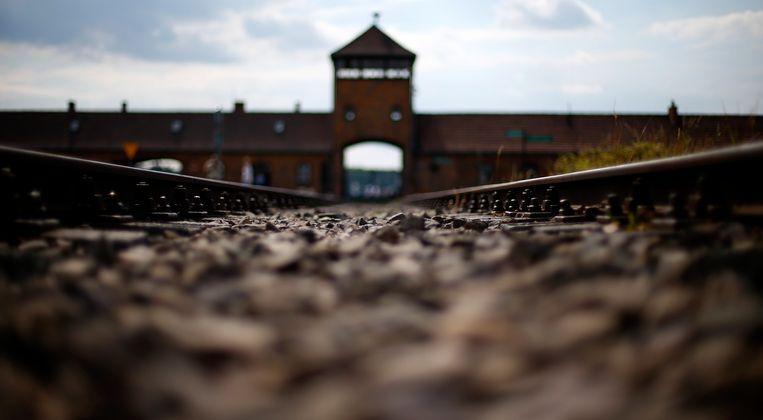 In het vernietigingskamp van Auschwitz-Birkenau in Polen kwamen meer dan één miljoen mensen om het leven tijdens de Tweede Wereldoorlog.