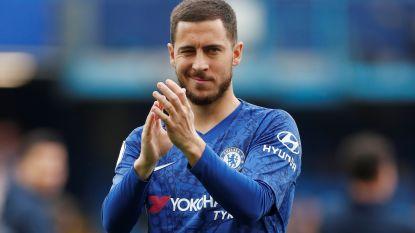 Nog maar eens twee assists in z'n laatste PL-match op Stamford Bridge: Hazard doet gooi naar prijs van beste passeur