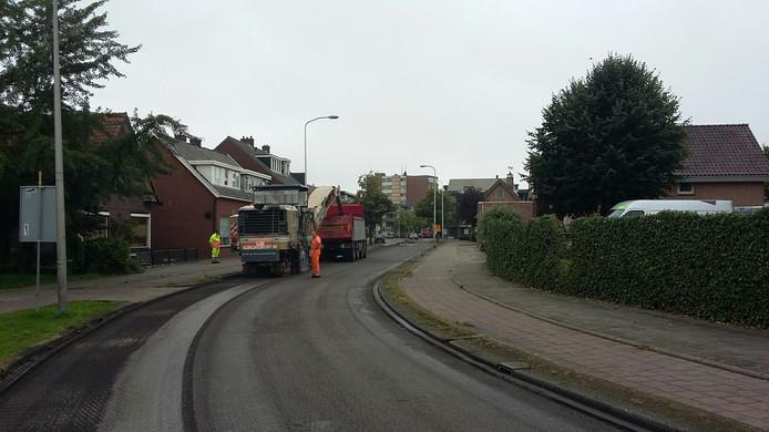 De Oude Molenweg is van maandag 22 tot en met vrijdag 26 augustus afgesloten vanwege werkzaamheden.