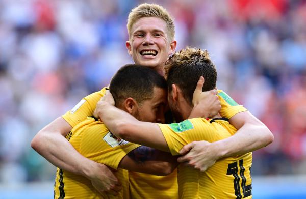 Vooral Belgen gaven kleur aan het WK van de **gekke scenario's**