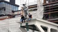 Rocketman zweeft opnieuw boven Leuven