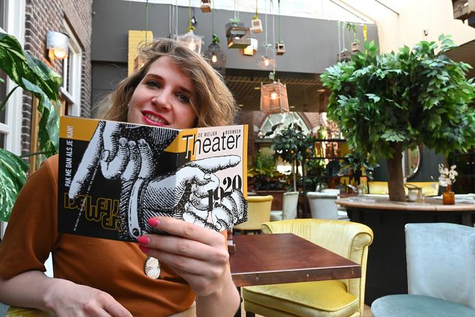 Wieke Vrijhoef is trots op het programma voor komend theaterseizoen 2019-2020.