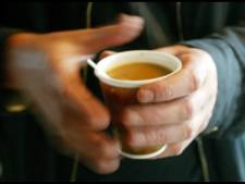 Coronasport: 'Ik zit op koffie'