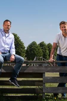 'Asterix en Obelix' van Cambuur strijden in Friesland tegen de 'Romeinen' en dus komend seizoen niet tegen PEC Zwolle