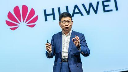 Huawei wil gedeelte van 5G-apparatuur in Europa produceren