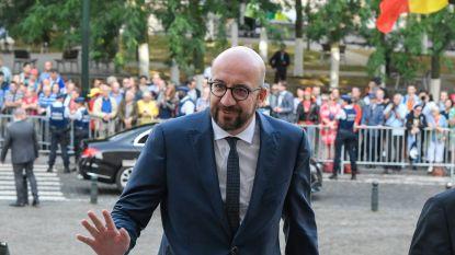 """Gemor bij MR: """"Michel mag niet tot december partijvoorzitter blijven"""""""