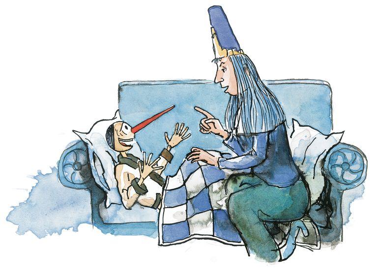 Pinokkio en de Fee. Beeld Sjaak Rood