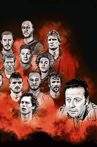 """Hugo Camps over Guy Thys, iconische coach voor iconisch elftal: """"De Rode Duivels hebben veel aan hem te danken"""""""