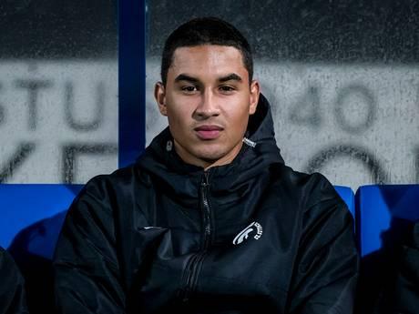 Achilles-speler Justin de Vos op proef bij Stoke City