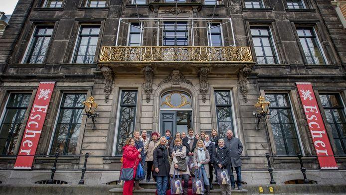 Het Escher Museum in Den Haag.